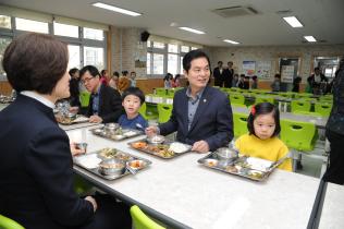 학교급식 식중독 안전 점검