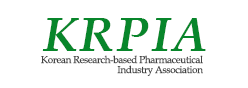 Korean Research-based Pharmaceutical Industry Association(KRPIA)