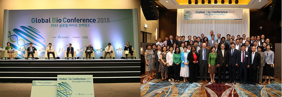 Picture2. Global Bio Conference 2015, Songdo